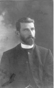 Rev. Ernest Groser First Rector of Mingenew 1912